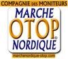Compagnie des Moniteurs de Marche nordique - OTOP©