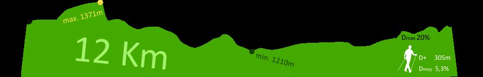 Profil vert nordique